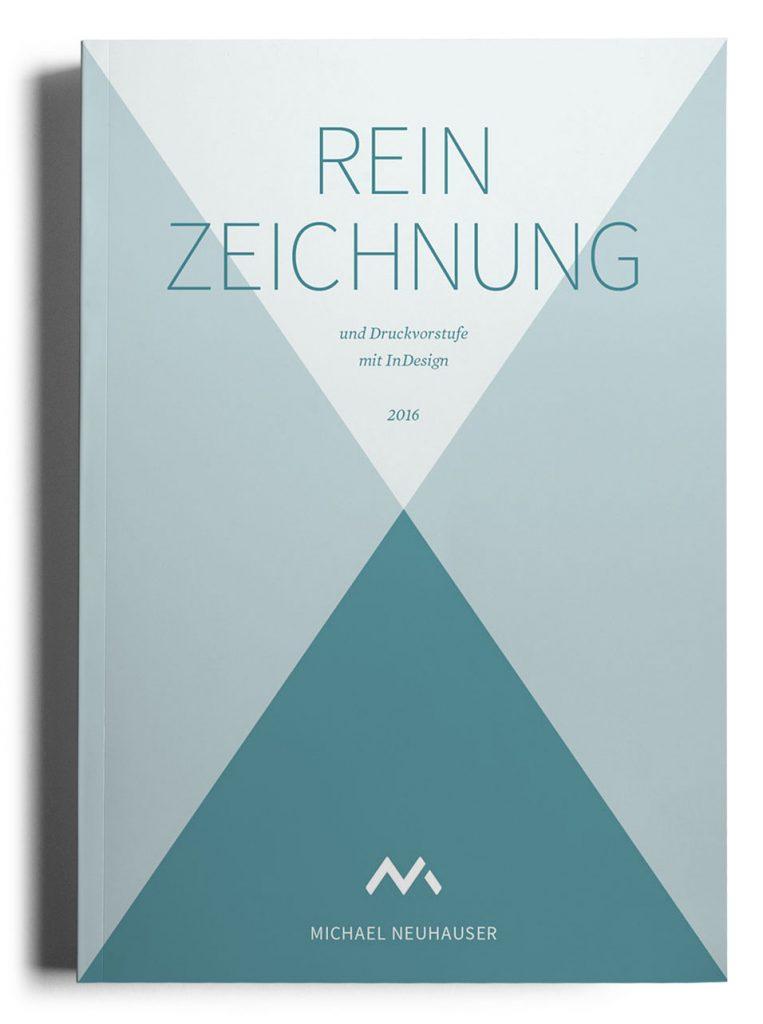 Reinzeichnung und Druckvorstufe mit InDesign Buch, Titelbild